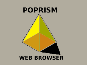 POPRISM Web Browser