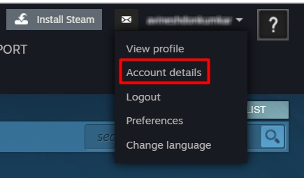 account details - How To Cancel Eso Plus On Steam