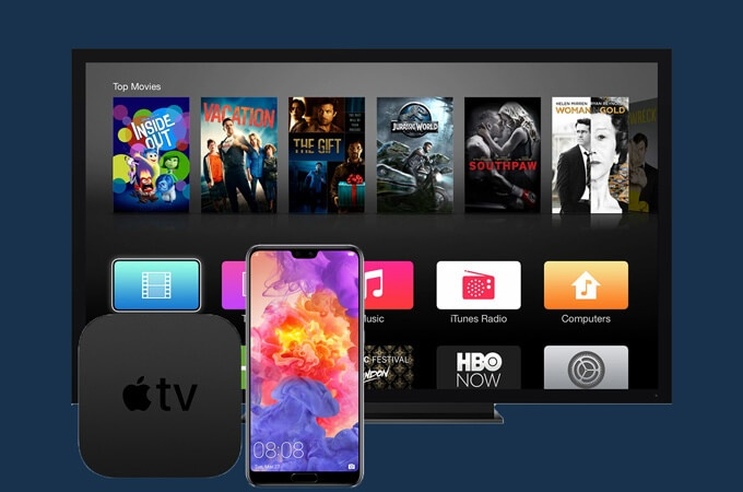Apple TV Remote for Android