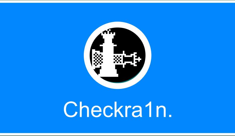 Checkra1n App