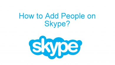 How to Add People on Skype