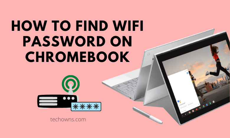 How to Find the WiFi Password on Chromebook