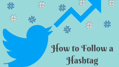 How to Follow a Hashtag on Twitter