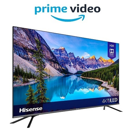Amazon Prime Videos on Hisense TV