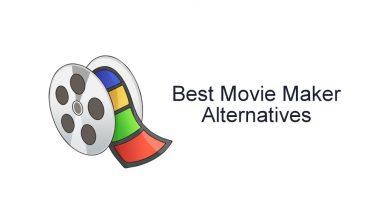 Best Movie Maker Alternatives