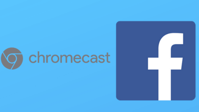 Chromecast Facebook
