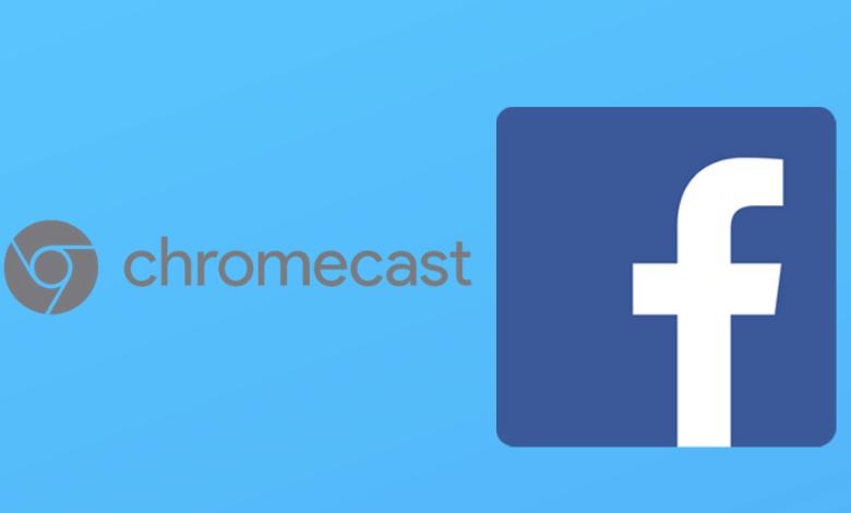 Chromecast Facebook