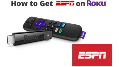 Get ESPN on Roku
