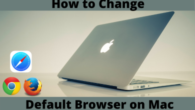 How to Change Default Browser on Mac