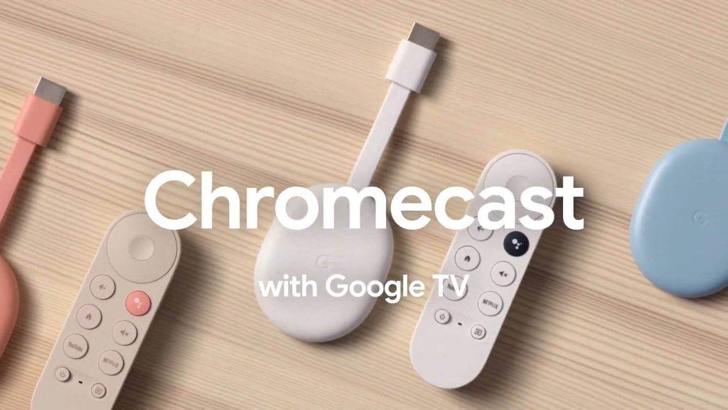 YouTube TV with Chromecast on Google TV