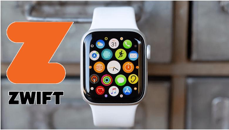 Zwift on Apple Watch