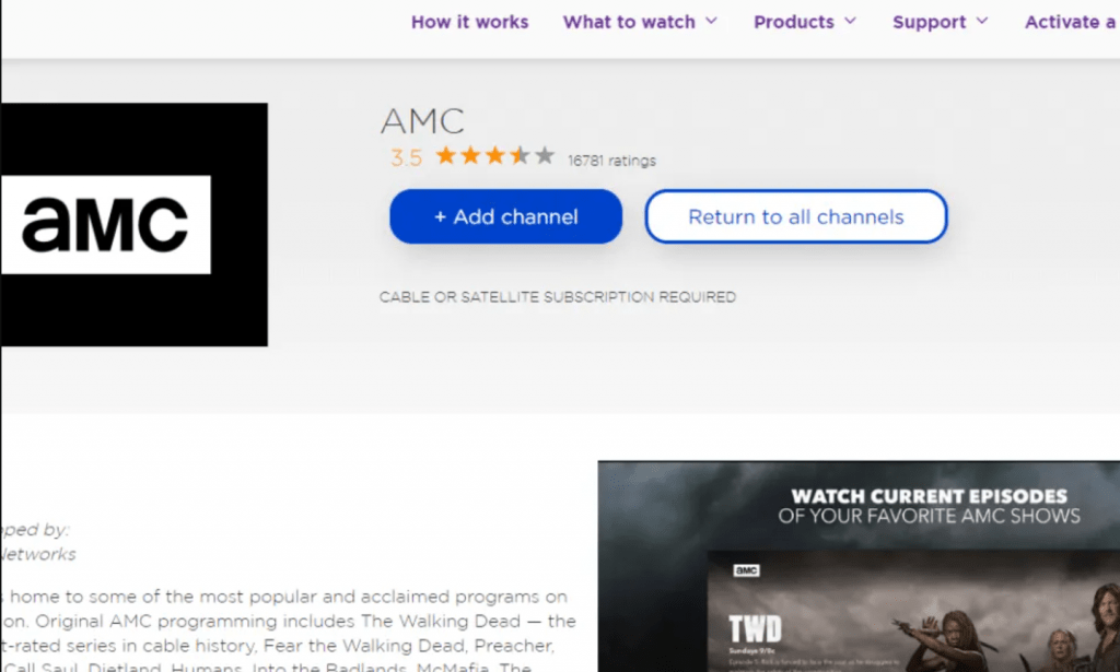 Download AMC Channel