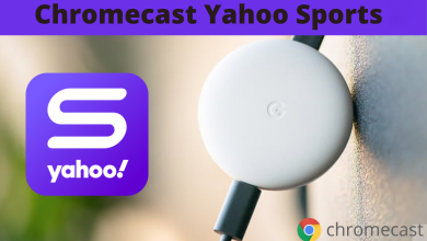 Chromecast Yahoo Sports