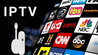 IPTV on Google TV