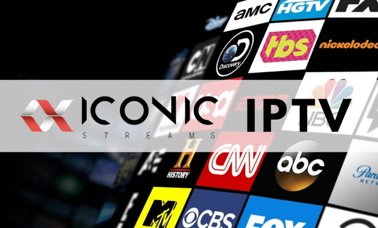 Iconic Streams IPTV