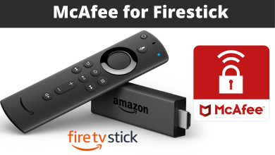 McAfee for Firestick