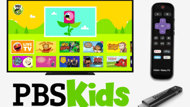 PBS Kids on Roku