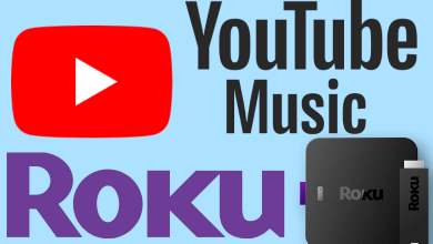 YouTube Music on Roku
