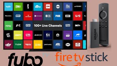 fuboTV on Firestick
