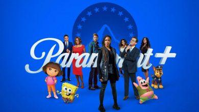 Paramount Plus on Apple TV