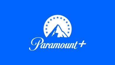 Paramount Plus on PlayStation