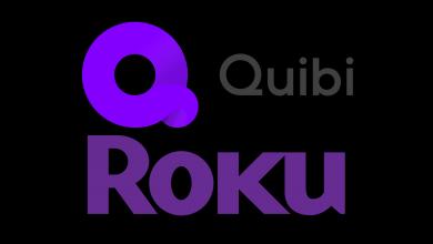 Quibi on Roku