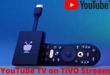 YouTube TV on TiVO Stream
