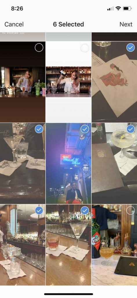 Add Stories for Highlights on Instagram