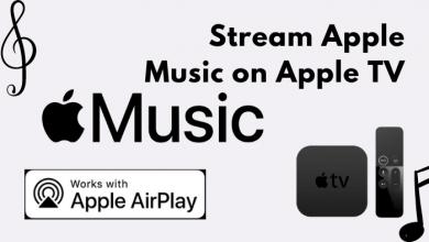 Apple Music on Apple TV