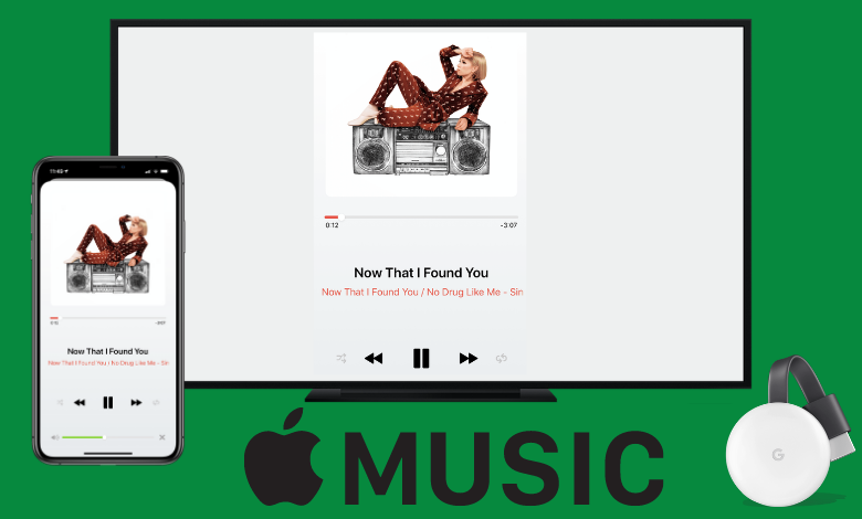 Chromecast Apple Music