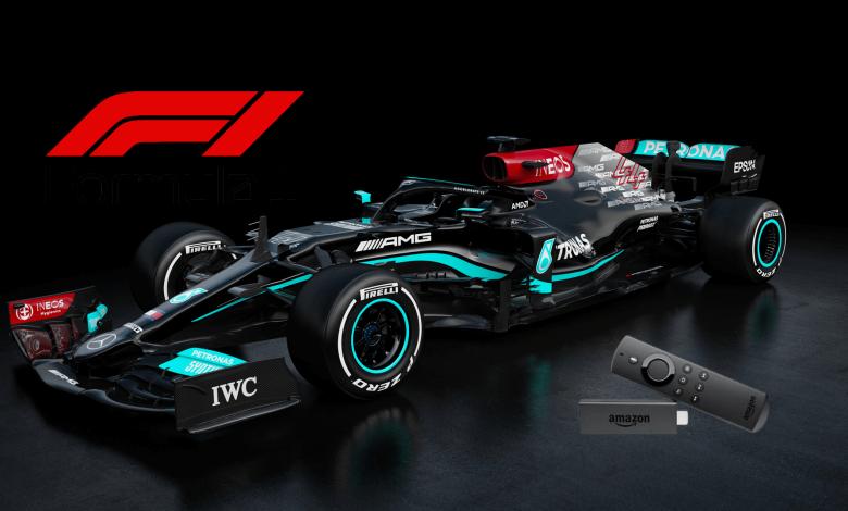 F1 on Firestick