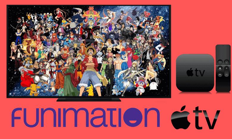 Funimation on Apple TV