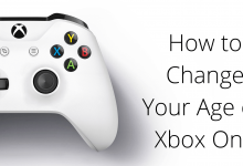 How to Change Your Age on Xbox One