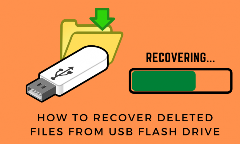 How to Recover Deleted Files from USB