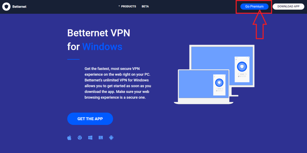 How to get Betternet VPN premium for Free