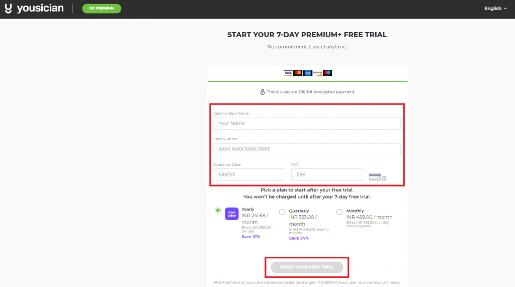 How  to get Yousician Premium Subscription for Free