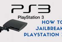 Jailbreak PlayStation 3