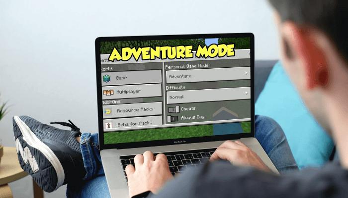 adventure mode - Minecraft Premium Account for Free