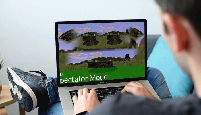 spectator mode - Minecraft Premium Account for Free