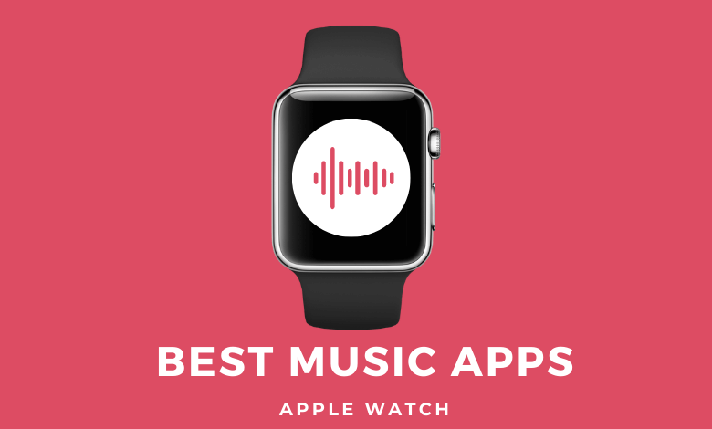 Music App for Apple Watch