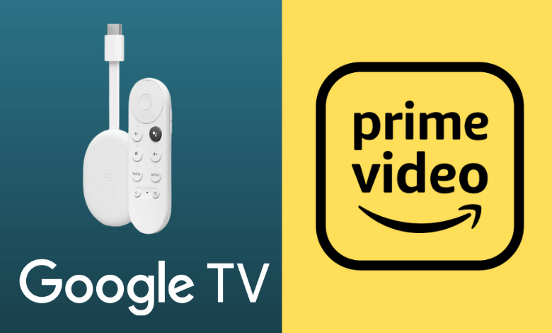 Prime Video on Google TV