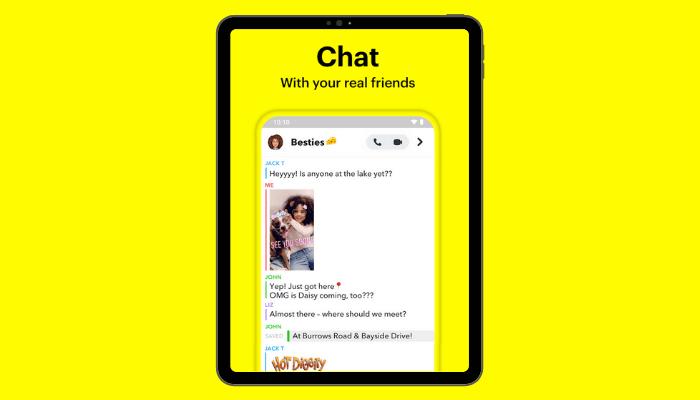 chat - Snapchat Premium for Free