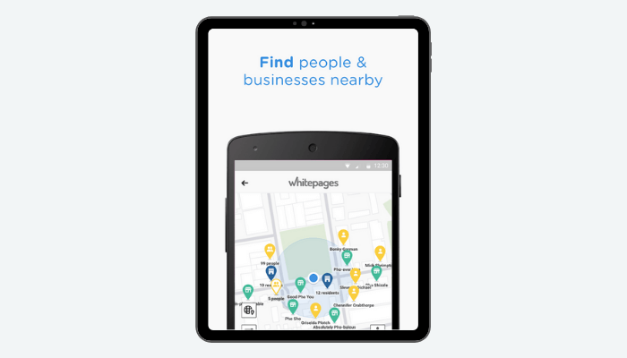 find nearby people - Whitepages Premium for Free