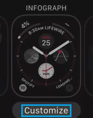 add an AQI complication on Apple Watch