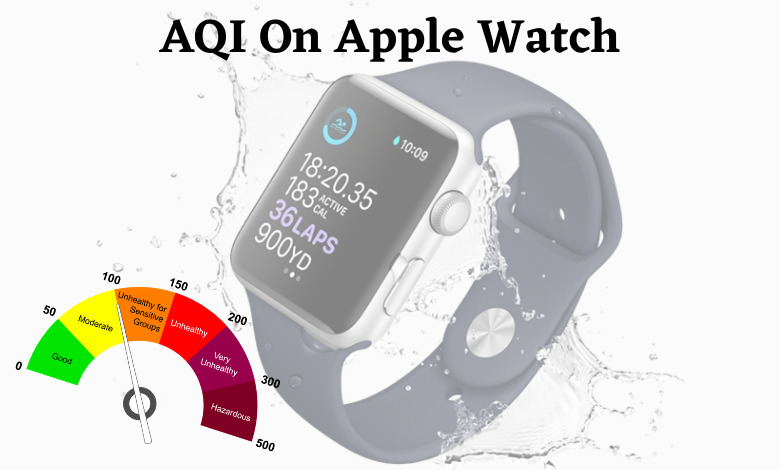 AQI On Apple Watch