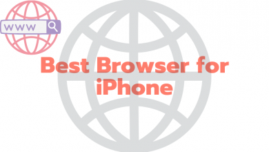 Best Browser for iPhone