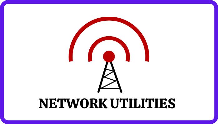 network utilities - Best Utilities for Windows