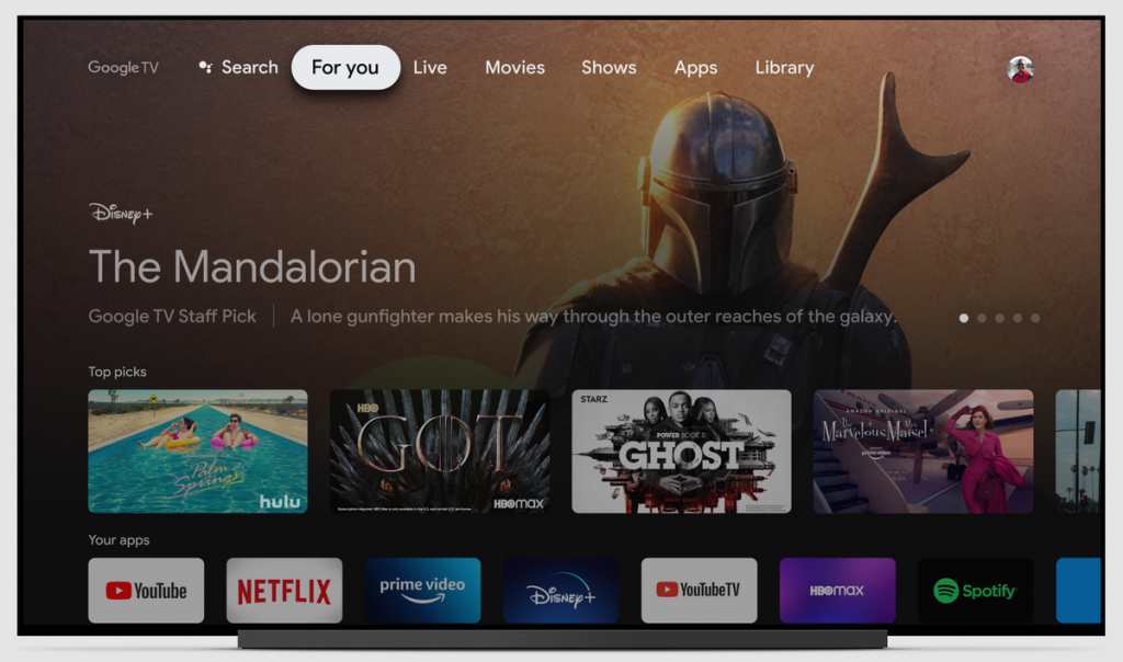 Google TV vs Chromecast