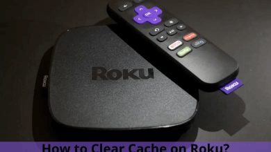 How to Clear Cache on Roku