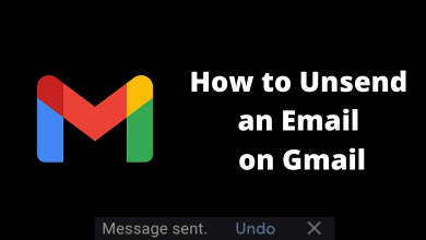 How to Unsend an Email on Gmail